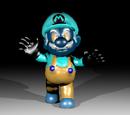 Photo Negative Mario