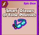 Smart Glasses of False Positives