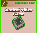 Ancient Video Game