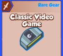 Classic Video Game