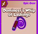 Domineer's Whip of Lashings