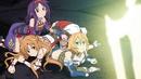 Yuuki, Asuna, Philia discovering Emperors Sword HR.png