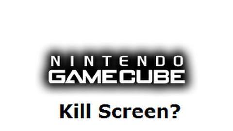Unknown Creepy Gamecube Kill Screen