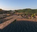 Peresa Beach and Airfield