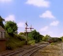 El Túnel Runby de Vías Estándar y Estrecha