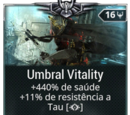 Umbral Vitality