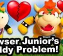 Bowser Junior's Daddy Problem!