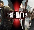 Joel vs Lara Croft