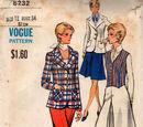 Vogue 8232 A