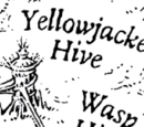 Yellowjacket Hive