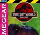 The Lost World Jurassic Park Game Gear