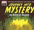 Journey into Mystery: The Birth of Krakoa Vol 1 1