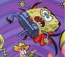 Vampire SpongeBob