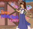 Charming Petunia Norris Family