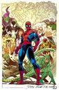 Amazing Spider-Man Vol 5 1 Romita Sr. Variant Textless.jpg