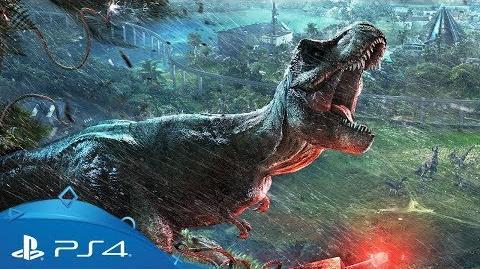 Flashangel/Presentado Jurassic World Evolution en el E3