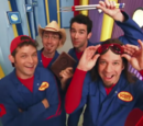 Imagination Movers songs