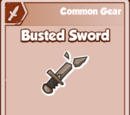 Busted Sword