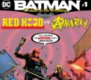 Batman: Prelude to the Wedding: Red Hood vs. Anarky Vol 1 1