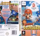 Mario & Sonic at the Olympic Games (Wii) box artwork