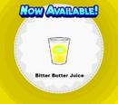 Bitter Butter Juice