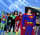 Justice League episodes