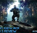You Don't Know Jack - Crysis 3 Video Review - PC
