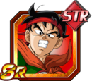First Step to a Martial Artist Yamcha