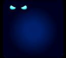 Тёмный-тёмный фон