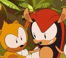Sonic Mania Adventures screenshots