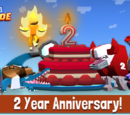 Second Anniversary Event