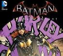 Batgirl: Arkham Knight: Batgirl and Harley Quinn Vol 1 1 (Digital)
