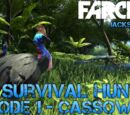 The Survival Hunter - Man vs Wild Episode 1 - Cassowary