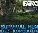 The Survival Hunter - Man vs Wild Episode 2 - Komodo Dragons