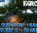 The Survival Hunter - Man vs Wild Episode 5 - Sharks