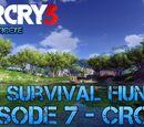 The Survival Hunter - Man vs Wild Episode 7 - Crocodiles