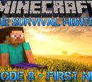 The Survival Hunter - Man vs Wild Episode 8 - First Night
