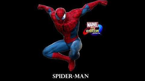 Marvel vs. Capcom Infinite OST - Theme of Spider-Man