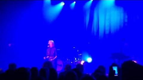 AURORA - Life on mars. David Bowie tribute. Blå grotte, Fredrikstad, Norway
