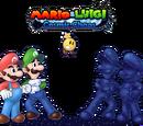 Mario & Luigi Cosmic Chaos