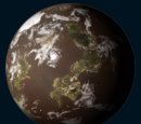 Planet im Alpha-Centauri-Sektor
