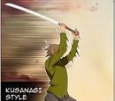 Kusanagi Style