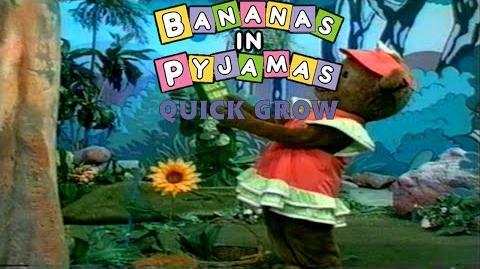 Bananas in Pyjamas- Quick Grow (1992)