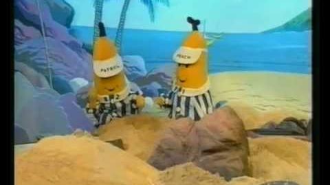 Bananas In Pyjamas- Buried Treasure (1992)