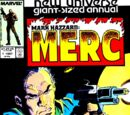 Mark Hazzard: Merc Annual Vol 1 1