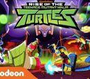 Rise of the Teenage Mutant Ninja Turtles/Theme Song