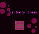 Cranberry Dream