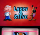Larry and Steve