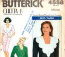 Butterick 4558 A
