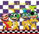 Larry Koopa's Pizzeria Simulator